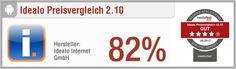 App-Test: Idealo Preisvergleich - Pro: Umfangreiches Produktsortiment, zahlreiche Angebote, benutzerfreundlich, praktisch, Preiswecker // Contra:  kein integrierter Barcode-Scanner, Datenschutz-Lücke // Der gesamte Test auf: http://www.apptesting.de/2012/07/app-test-idealo-preisvergleich/