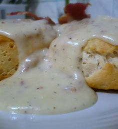 The Best Biscuits And Gravy I've Ever Had!