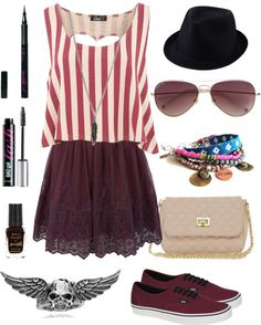 """I want you to rock me"" by festivalpanda ❤ liked on Polyvore"