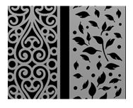 N.V. Metal is a specialist for wood veneer engraving CNC art work cutting in Mumbai. Find more details about wood veneer engraving CNC art work in Mumbai from www.lasercutpanel.in.