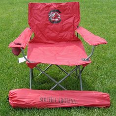 Outdoor Rivalry Collegiate Folding Adult Tailgate Chair - RV361-1000
