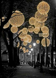 Outdoor Christmas Lights Decoration Ideas Fun, sustenance, family, presents and tangled Christmas lights are all things related with the Christmas season. The Christmas tree is constantly amusing to set up and improve and when in doubt it [. Decoration Evenementielle, Light Decorations, Wedding Decorations, Decorating With Christmas Lights, Outdoor Christmas Decorations, Holiday Decor, Christmas Lights Outdoor Trees, Holiday Lights, Landscape Lighting