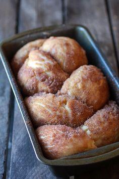 Cinnamon Crunch Braided Brioche Bread - Half Baked Harvest Just Desserts, Dessert Recipes, Cake Recipes, Quiche Recipes, Appetizer Recipes, Bolos Low Carb, Cinnamon Crunch, Cinnamon Rolls, Cinnamon Bread