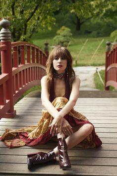 Butterfly | Miss Pandora - Louise Ebel