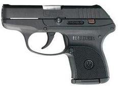 Ruger Semi Auto LCP .380 Ultra Compact Pistol, perfect purse gun (: