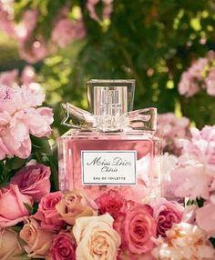 Miss Dior Cherie - perfume