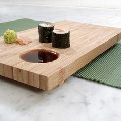 bamboo sushi!