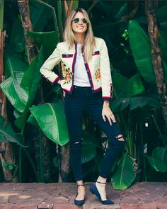 The 22 best fashion bloggers to follow on Instagram for the endless outfit ideas and inspiration: Helena Bordon