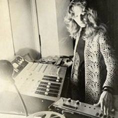 """""""lenouveauplanete:  Eliane Radigue is a french pioneer of ambient electronic music.   """" #music"""