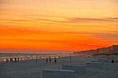 Ft Walton Beach Sunset ~ Florida