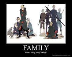 Hetalia by Allaania.deviantart.com on @deviantART Hells YEA YOU'RE ALWAYS A FAMILY ONCE YOU'RE A FAMILY!