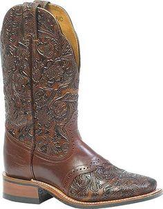 Boulet Women's 12 Inch Western Boot Style: BT-2050