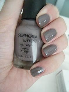 OPI tests on animals! I only post this photo as an inspiration since I do like the color :)
