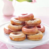 Happy National Donut Day! Try this out this weekend. Lightest, Fluffiest Doughnuts