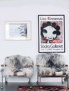 A fabulous swedish apartment for the weekend | my scandinavian home | Bloglovin'