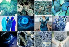inspirational ton sur ton moodboard by Lingerie Fröbels