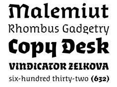 Algo FY http://www.fontshop.com/fonts/downloads/fontyou/algo_fy/ von @fontyou  #Retro #Display #gebrochen 14_35