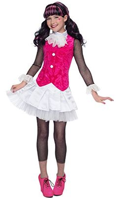 Princess Paradise Monster High Draculaura Costume, One Color, Medium >>> To view further for this item, visit the image link.