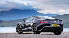 Aston Martin Vanquish (2015) review