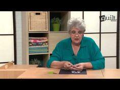 Teri Henderson Tope - Perfect Reverse Appliqué Circle Tip - YouTube