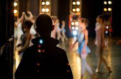 Les petits danseurs de l'Opéra à l'école des étoiles - Diaporamas - La Vie