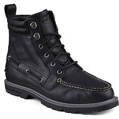 Sperry Top-Sider Men's A/O Lug II Weatherproof Boot - http://www.darrenblogs.com/2016/10/sperry-top-sider-mens-ao-lug-ii-weatherproof-boot/