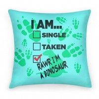 Well.. because dinosaur is the only bae we need in life!