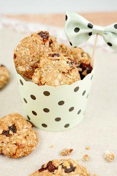 Gesunde Haferflocken-Kekse mit zwei Zutaten - Gaumenfreundin - Foodblog mit gesunden Rezepten