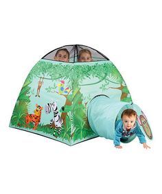 Another great find on #zulily! Jungle Tent by Etna #zulilyfinds
