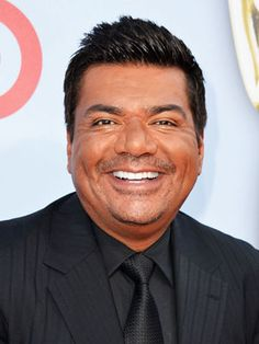 George Lopez  The Mexican American is known for referencing his Mexican culture in his stand-up comedy jokes. But aside from funny commentary, the Los Angeles native keeps close ties to his roots by remaining fluent in the language and creating Hispanic-oriented American sitcoms such as George Lopez.Celebrities Who Are Fluent in Spanish