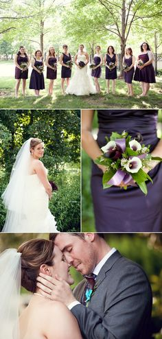 Real Nashville Wedding   #musiccityevents Bouquets by Belles Fleurs