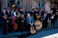 Preservation Hall Jazz Band 50th Anniversary Celebration with special guests Del McCoury Band and Trey McIntyre Project