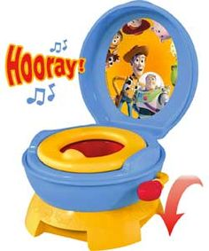 singing potty chair chairs for girls 12 best musical images training disney toy story 29 99 bestbabytoiletseat com toddler seat