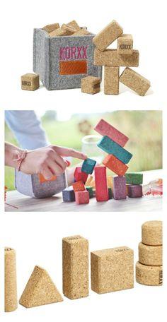 Smart, Fun & Natural Building Blocks - Check out this Kickstarter project @korxx