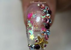 Full Aquarium Nail Tutorial #notpolish