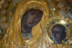 Η θαυματουργή εικόνα Παναγία Γοργοϋπήκοος (1646). Ιερά Μονή Δοχειαρίου - The miraculous icon of Virgin Mary Gorgoepikoos (1646). Holy Monastery of Docheiariou