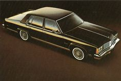 1979 Oldsmobile Ninety-Eight Regency