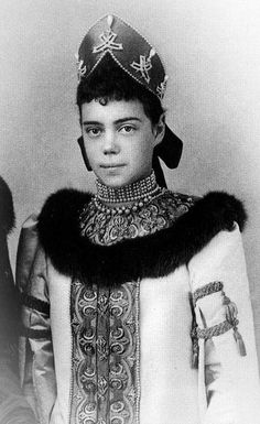 Grand Duchess Xenia Alexandrovna Romanova of Russia.A♥W