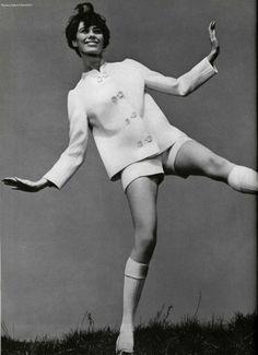 Ted Lapidus, 1960s