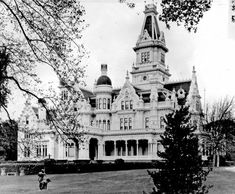 This wonderful mansion was completed in 1878 by one of the Bonanza Kings, James C Flood. Flood owned a mansion in San Francisco, but wanted...