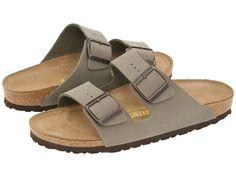 Own 10 pairs of Birkenstocks.