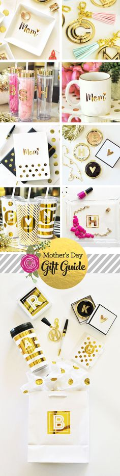 Mothers Day Gifts & Gift Ideas for Mom - Mom Ring Dish, Mom Coffee Mug, Mom Journal, Mom Jewelry Dish, Mom Tumblers and more! A great Mothers Day Gift Guide by Mod Party