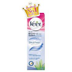 ヴィート 除毛クリーム 敏感肌用 105g (Veet Hair Removal Cream Sensitive ... https://www.amazon.co.jp/dp/B001U0PE6Y/ref=cm_sw_r_pi_dp_.aNKxbAQHH7Y9
