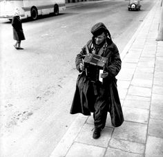 Antanas Sutkus is a renowned Lithuanian photographer and recipient of the Lithuanian National Prize and Order of the Lithuanian Grand Duke Gediminas.