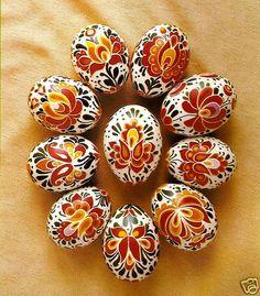 Hungarian Easter Egg Crafting Book Pysanka Pysanky Painted Egg of Magic Power | eBay