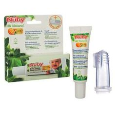 Nuby All Natural Baby Tooth & Gum Cleaner on Carousell