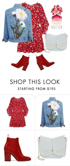 """""""Spring is coming"""" by kiarakappa ❤ liked on Polyvore featuring Maje, Ted Baker and Marc Jacobs"""