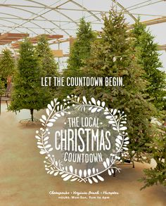 Let the Christmas Countdown begin! Find trees, trimmings, holiday blooms, gifts, greens and good cheer in your LOCAL shops, boutiques & businesses Pézenas Coeur de Ville!