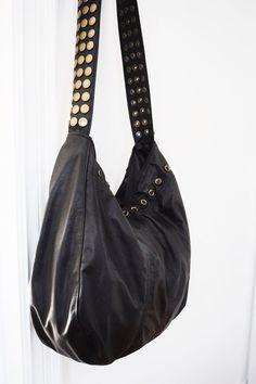 Veronica Mars Bag Leather Detailed Front and por karenkalashnik