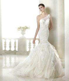 vestido de noiva sanpatrick coleção dreams 2015 modelo SISAY #casarcomgosto